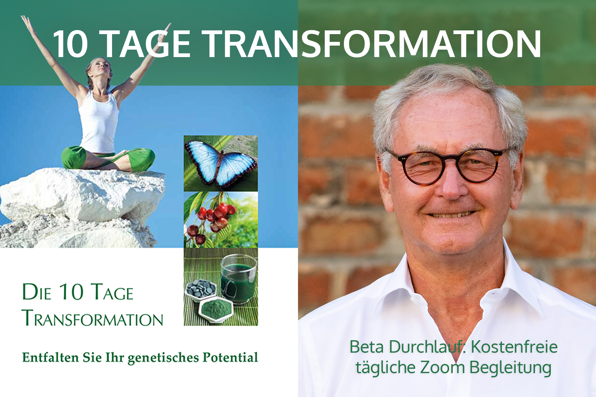 Helmuth Matzner - 10TT - 10 Tage Transformation - Web Banner v1