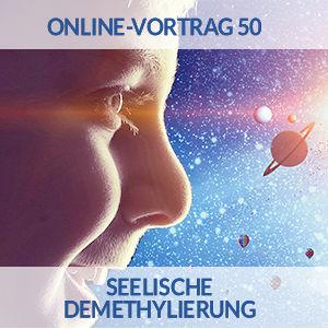 Helmuth Matzner - Online-Vortrag 50 - Seelische Demethylierung - Produktbild v04B